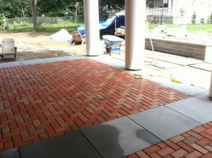 DKE porch